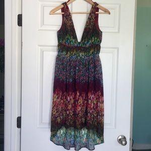 High-Lo Zara Dress